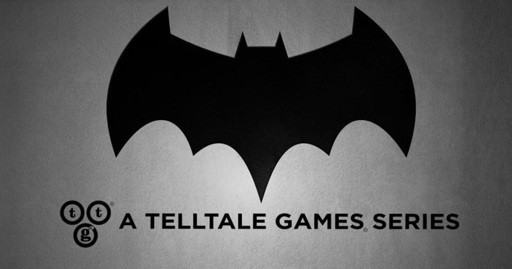 Logo da nova série da Telltale Games inspirada no homem morcego. (Reprodução: thebatmanuniverse.net)