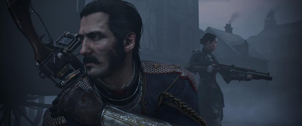 The Order marca um novo patamar em quesitos visuais nos jogos. imagem: Playstation.com