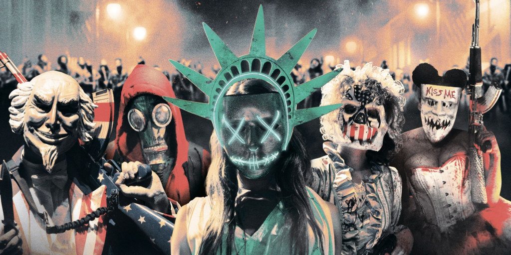 the-purgers-in-the-purge-election-year